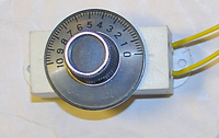 Drehzpotentiometer
